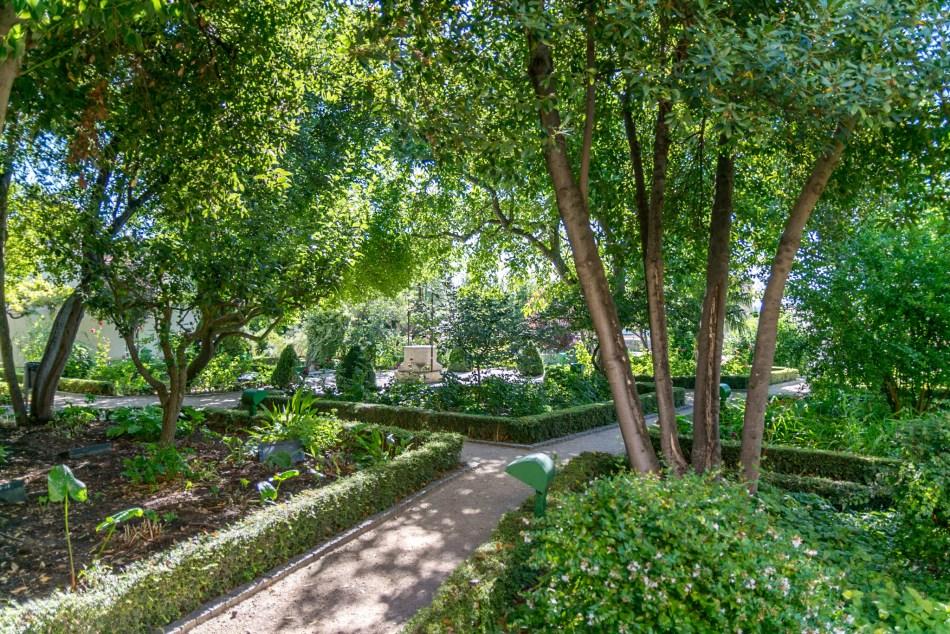 Jardin de Salamanque