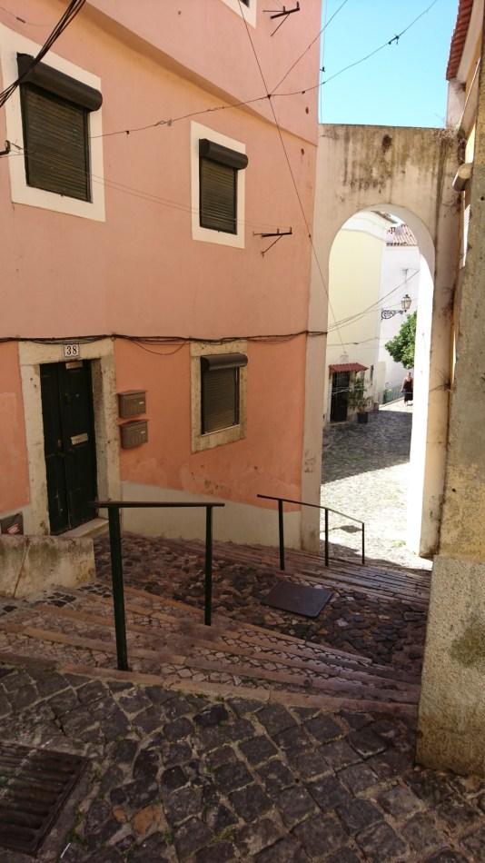 Alfama-Lisbonne
