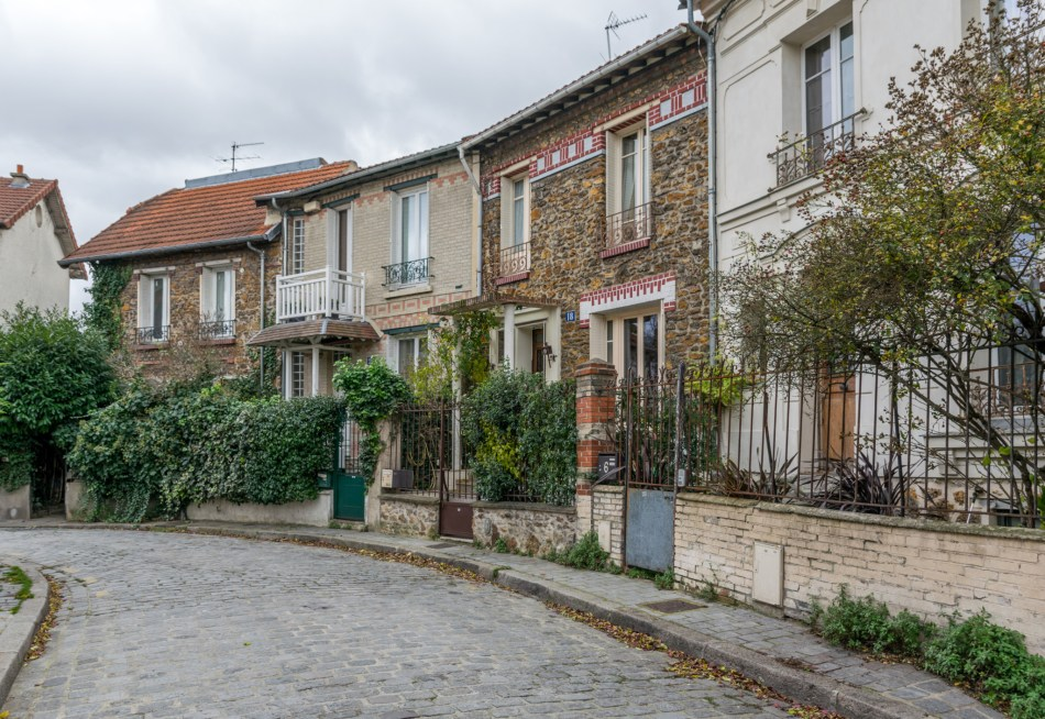 La campagne à Paris