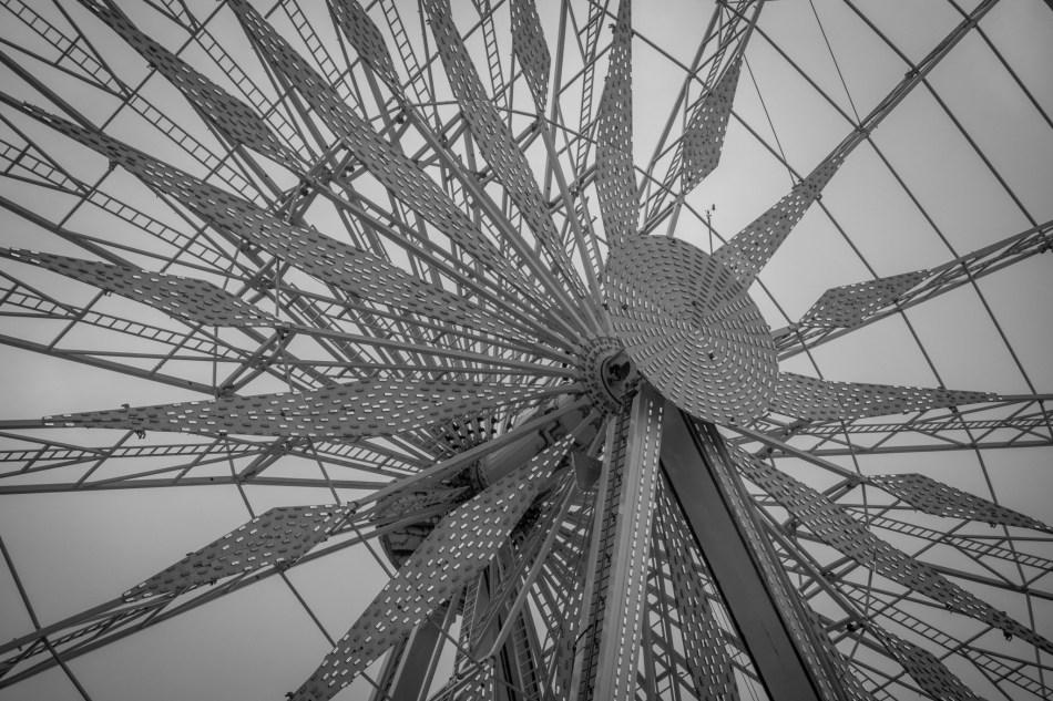 La grande roue de la Concorde