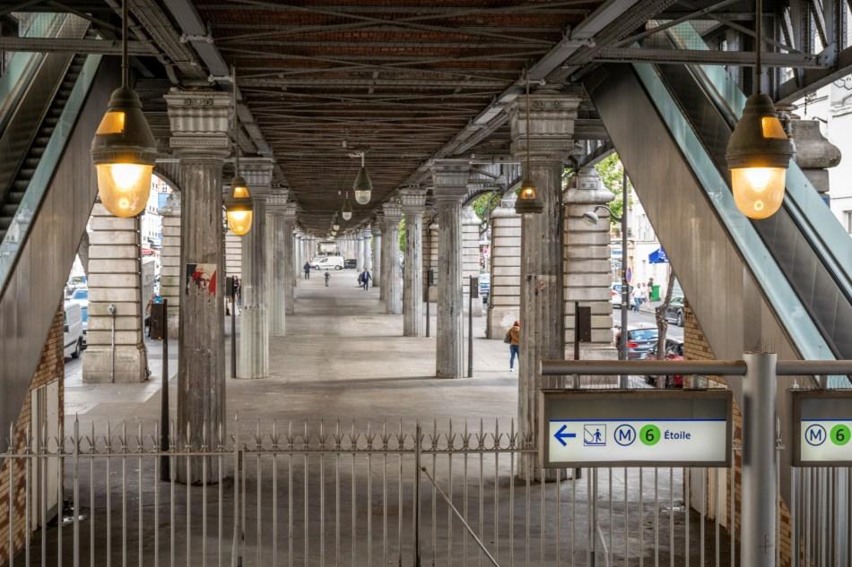 métro Grenelle