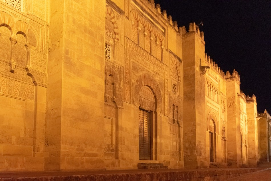 Mur de la Mezquita