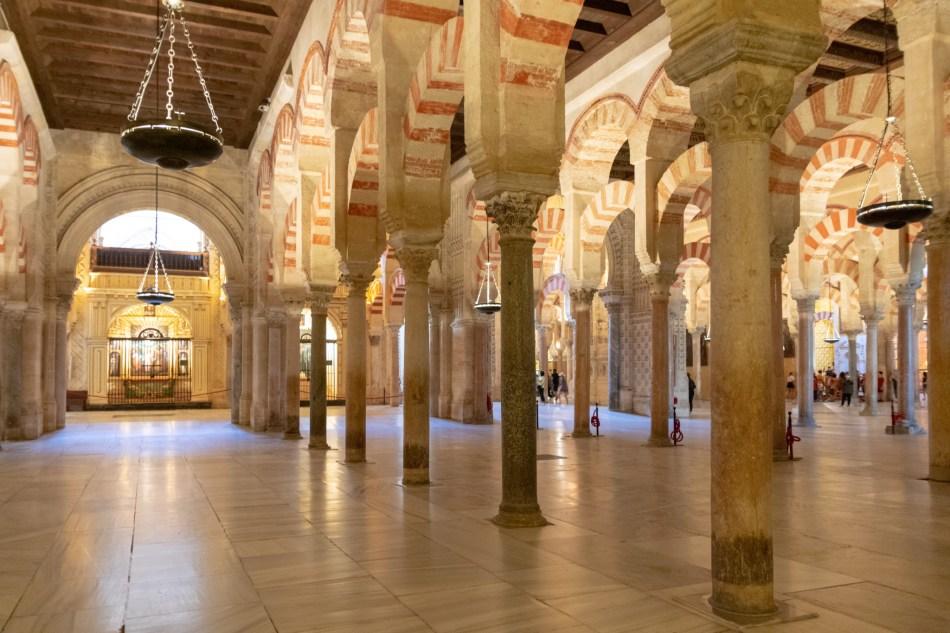 Colonne de la Mezquita