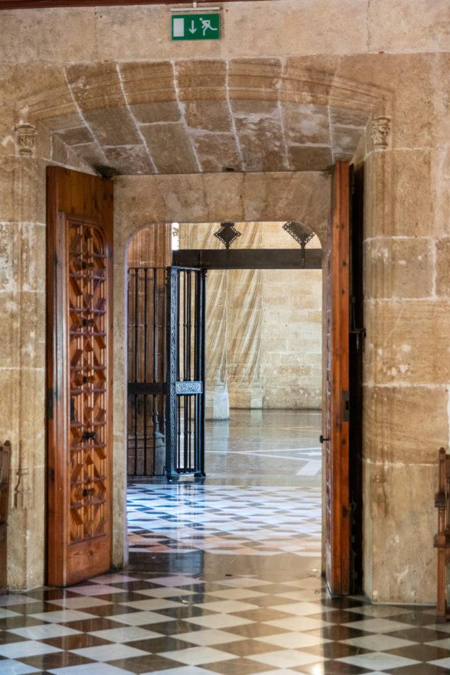 Palais de la soie Valencia