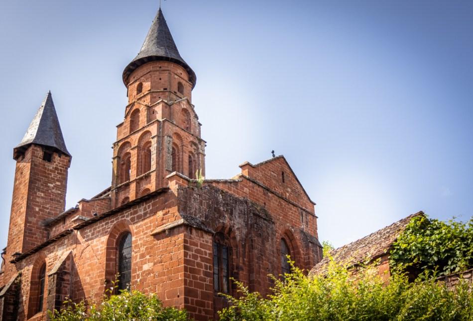 Eglise de Collonges-La-Rouge