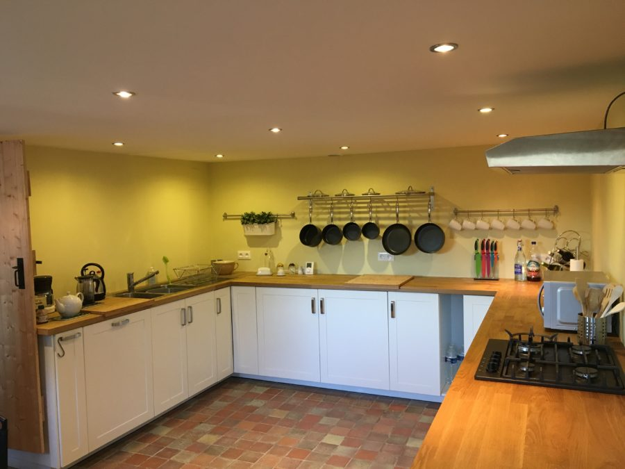 Family Fun Holidays Normandy Self Catering Lettings Kitchen 1