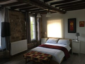 Family Fun Holidays Normandy Self Catering Lettings Main Bedroom 1