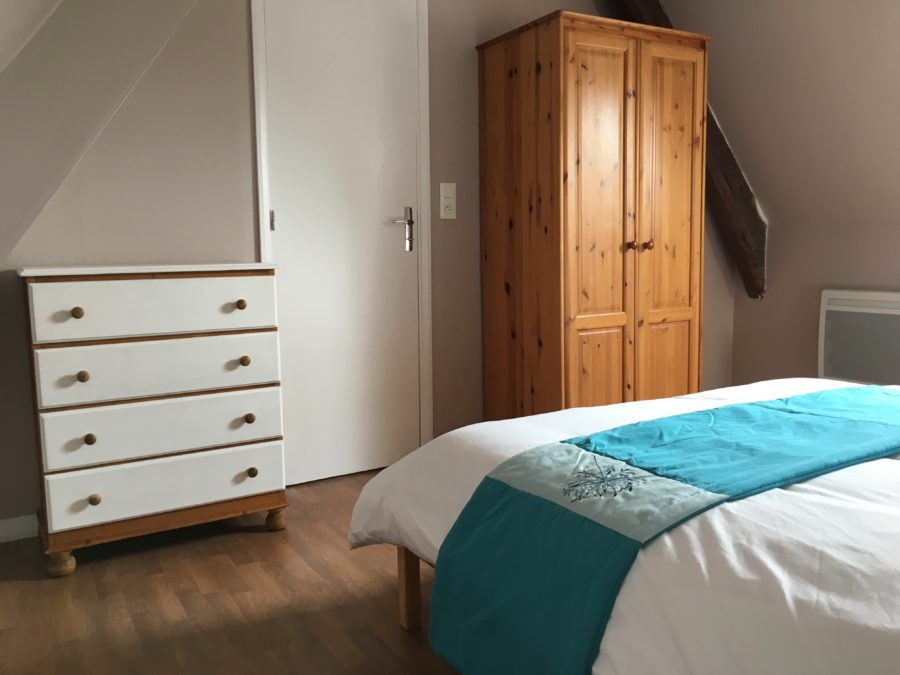 Family Fun Holidays Normandy Self Catering Lettings Bedroom Six 1