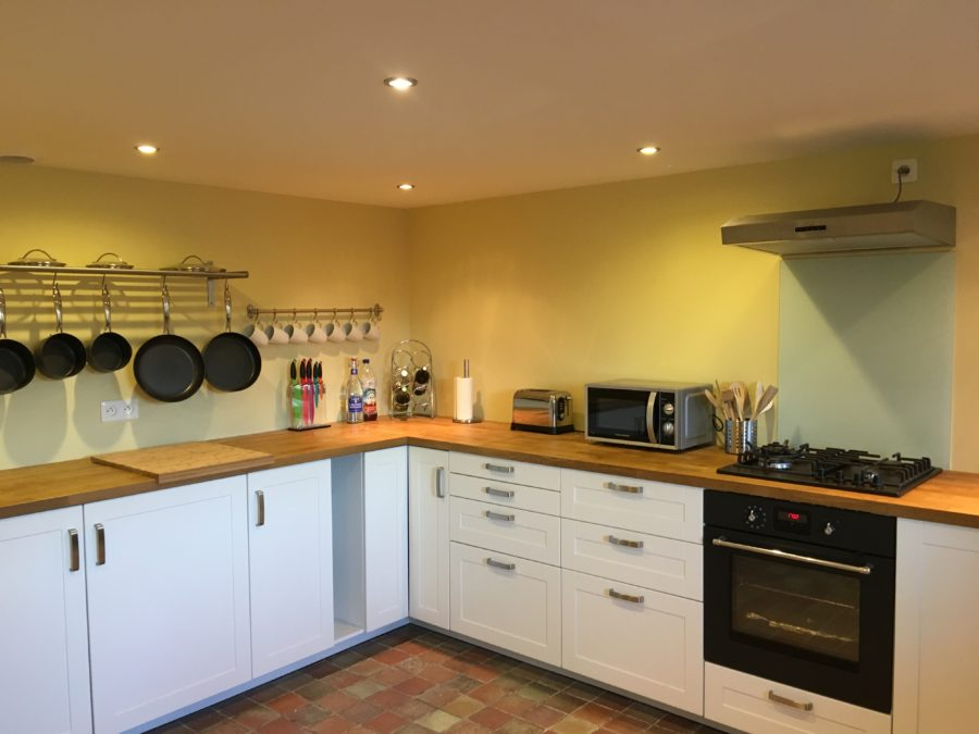 Family Fun Holidays Normandy Self Catering Lettings Kitchen 2