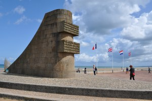 Family Fun Holidays Normandy Self Catering Lettings Omaha Beach Monument 2
