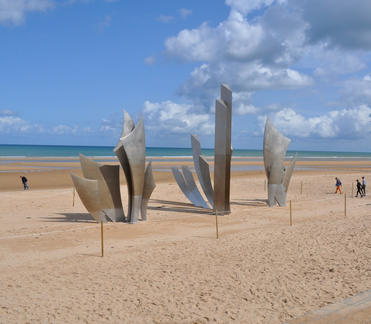 Family Fun Holidays Normandy Self Catering Lettings Omaha Beach Les Braves