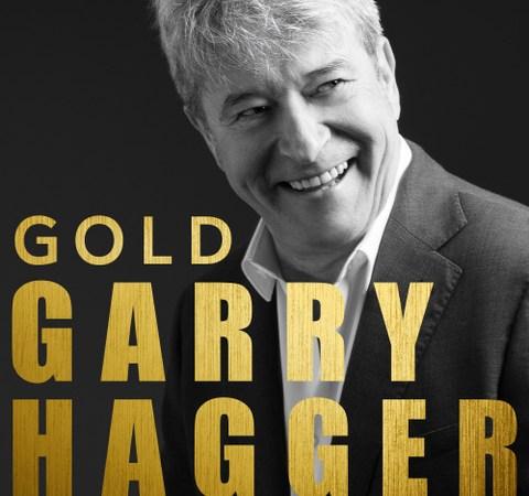 Maandag … een nieuwe prachtplaat en wat voor één ! Garry Hagger gaat voor goud met GOLD !!!