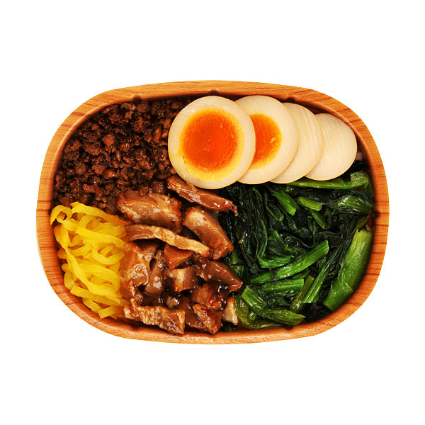 ルーロー飯(台湾風煮込み豚肉ごはん)