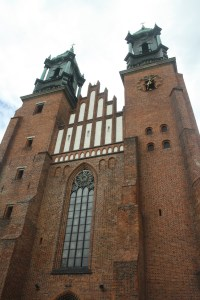 The cathedral's foundations date back to 968 AD, which makes it Poland's oldest church and the cradle of Christianisation.