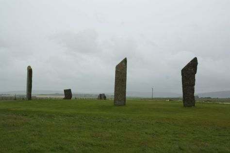 Standing Stones of Stennes, Orkney