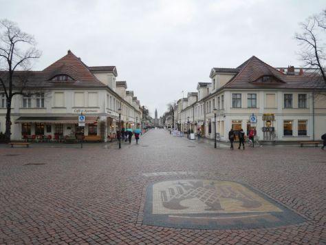 Fußgängerzone Potsdam