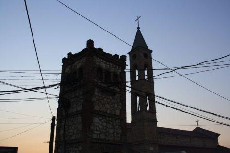 Prizren Kirchturm Kosovo