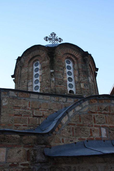 Bogorodica Ljeviška Serbisch-orthodoxe Kathedrale von Prizren, Kosovo