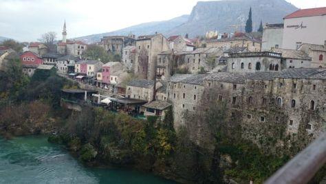 Altstadt von Mostar, Bosnien-Herzigowina