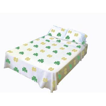 Notre Dame Fighting Irish 100 Cotton Sateen Twin Xl Dorm