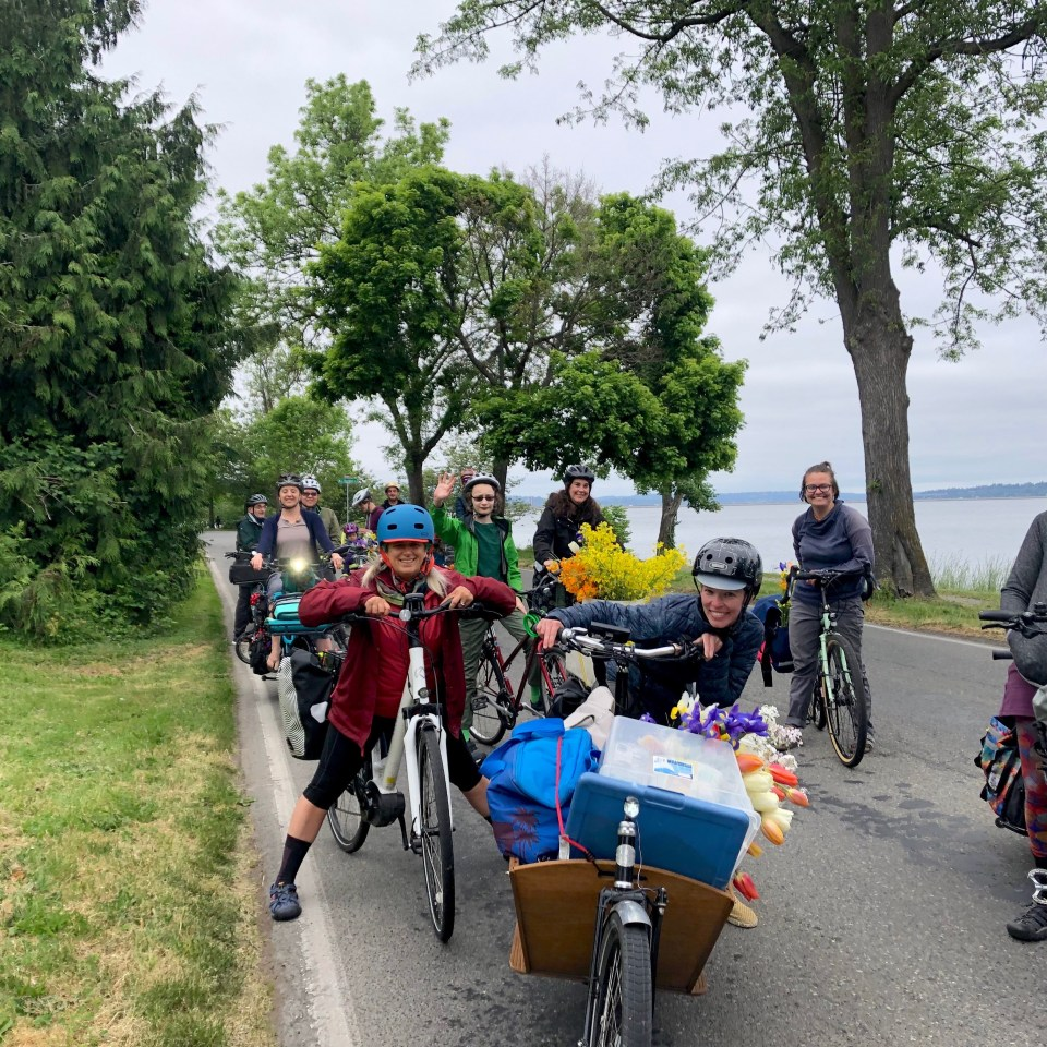 Cyclofemme Kidical Mass 2019