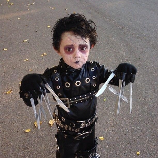 edward scissor hands costume for toddler