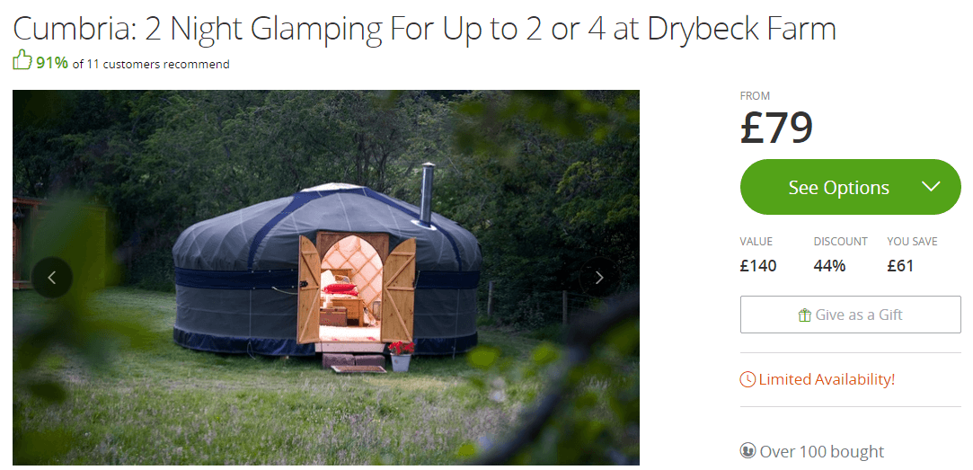 glamping-deal
