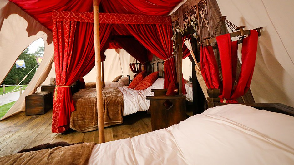 Medieval Glamping At Warwick Castle Kids Go Free From 163 39