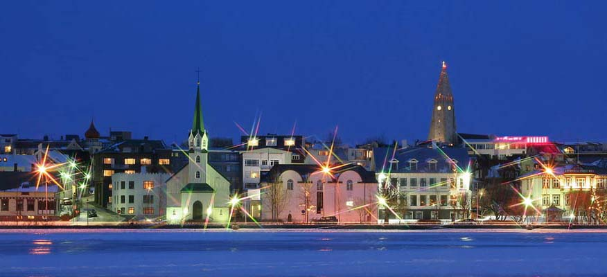 Northern Lights Cruise Reykjavik