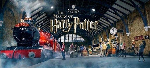 Harry Potter Studio Tour 2018 Short Break Deal From 42pp