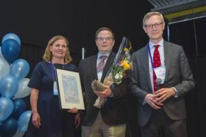 Polttimo Oy valittiin vuoden 2019 perheyritykseksi