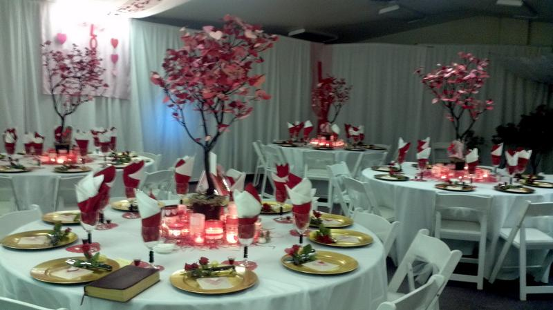 Valentine Banquet Centerpieces Wwwpixsharkcom Images