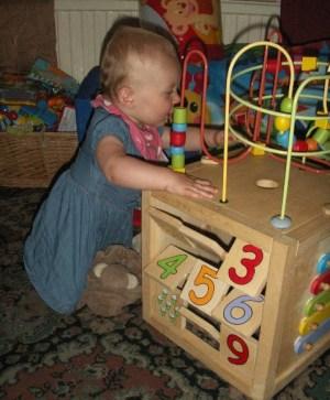 Olivia Bead Maze Cube+ 29 July 13