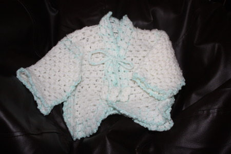 Family Clan Blog Crochet Baby Sweater Cardigan
