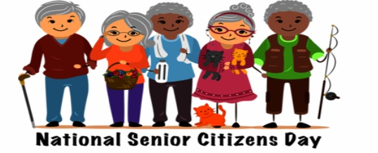 Family Clan Blog NationalSeniorDay 21st Aug 2014