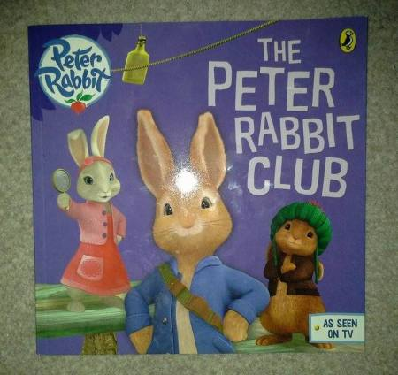 The Peter Rabbit Club Book Review