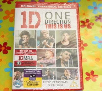 Family Clan Blog One Direction DVD This Is Us