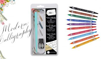World Calligraphy Day Giveaway Prizes