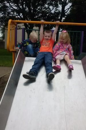 Family Clan Blog Park Time 1