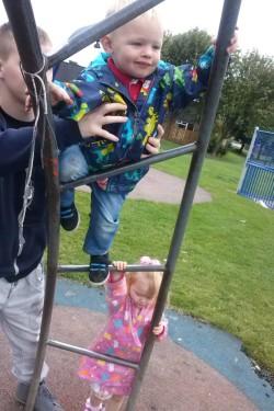 Family Clan Blog Park Time 5