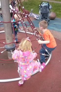 Family Clan Blog Park Time 9