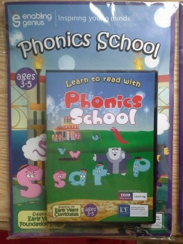 Family Clan Blog Phonics School 1