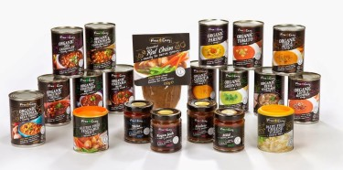 Free & Easy Food Range Hamper