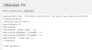 wordpress.htaccess-file
