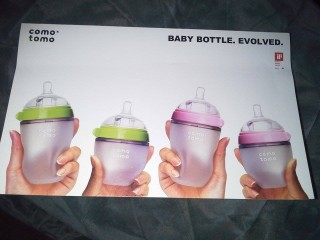 Comotomo Baby Bottle Review Family Clan Blog