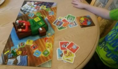 Win Don't Wake Dad Board Game - Family Clan Blog