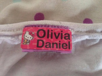 My NameTags Hello Kitty Name Tags Family Clan Blog