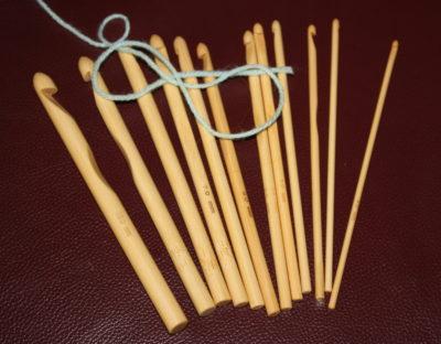 Bamboo Crochet Hooks Family Clan Blog