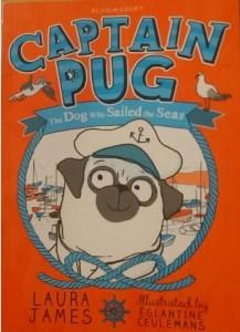 Captain Pug Book Review Family Clan Blog
