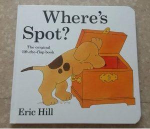 Where's Spot Family Clan Blog